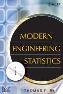 Modern Engineering Statistics