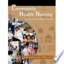 """Community Health Nursing: Caring for the Public's Health"" by Karen Saucier Lundy, Sharyn Janes"