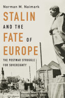 Pdf Stalin and the Fate of Europe Telecharger