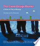 link to The game design reader : a Rules of play anthology in the TCC library catalog