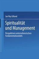 Spiritualität und Management