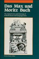 Das Max und Moritz Buch