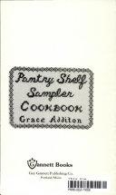 Pantry Shelf Sampler Cookbook