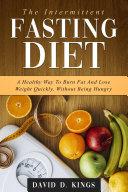 Pdf The Intermittent Fasting Diet