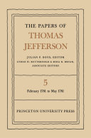 The Papers of Thomas Jefferson  Volume 5
