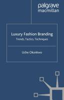 Luxury Fashion Branding Pdf/ePub eBook