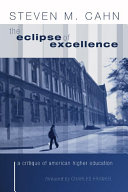The Eclipse of Excellence Pdf/ePub eBook