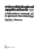Microbiological Applications  Complete Version Book