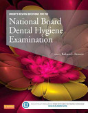 Cover of Mosby's Review Questions for the National Board Dental Hygiene Examination