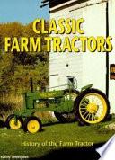 Classic Farm Tractors Book PDF