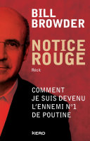 Notice rouge ebook