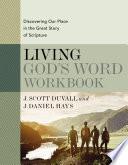 Living God s Word Workbook Book PDF