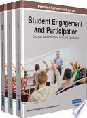 Student Engagement and Participation  Concepts  Methodologies  Tools  and Applications