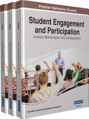 Student Engagement and Participation: Concepts, Methodologies, Tools, and Applications
