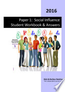 Paper 1   Social Influence Student Workbook   Answers Book