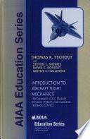 Introduction to Aircraft Flight Mechanics