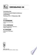 Eurographics '89