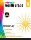 Spectrum Grade 4 Pdf/ePub eBook