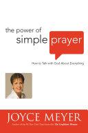 Pdf The Power of Simple Prayer