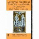 Medieval Political Theory