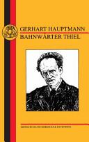 Hauptmann: Bahnwärter Thiel