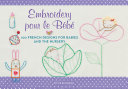 Embroidery pour le Bebe Book