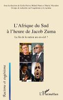 Pdf L'Afrique du Sud à l'heure de Jacob Zuma Telecharger
