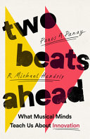 Two Beats Ahead Book