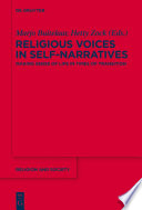 Religious Voices in Self Narratives