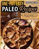 Easy One Pot Paleo Cookbook