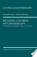 Meaning Centred Psychotherapy