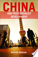 China and Post Socialist Development Book