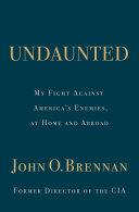 Undaunted Book
