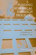 Funding Biomedical Research Programs