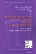 Pdf Les littératures africaines de langue francaise à l'époque de la postmodernité Telecharger