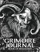 Grimoire Journal Book Of Shadows Satyr Pagan God Spell Book Magic Small Blank Notebook Diary And More 8 5x11 150 Pages