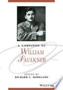 A Companion to William Faulkner Pdf/ePub eBook