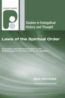 Laws of the Spiritual Order