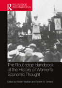 Routledge Handbook of the History of Women's Economic Thought