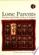 Lone Parents Poverty And Public Policy In Ireland Book PDF