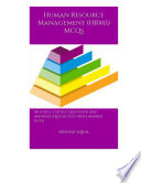Human Resource Management Hrms Multiple Choice Questions And Answers Mcqs