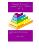 Human Resource Management (HRMS) Multiple Choice Questions and Answers (MCQs) Pdf/ePub eBook