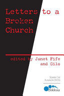 Letters to a Broken Church Book
