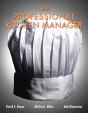 The Professional Kitchen Manager