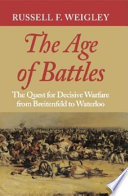 The Age of Battles Book