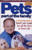 Pets  Part of the Family