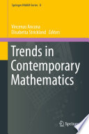 Trends In Contemporary Mathematics