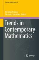 Trends in Contemporary Mathematics Pdf/ePub eBook