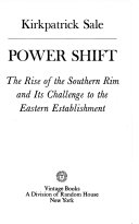 Power shift: the rise of the southern rim and its challenge ...