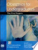 Obstetrics For Undergraduates The Five Fingers Book PDF